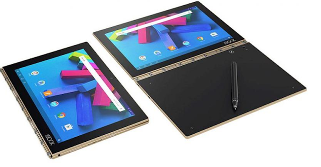 Lenovo Yoga Book Versi Chrome OS