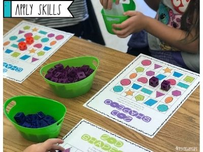 Read all about my first grade guided math curriculum called Master Math. I explain my guided math curriculum and give lots of helpful tips!!