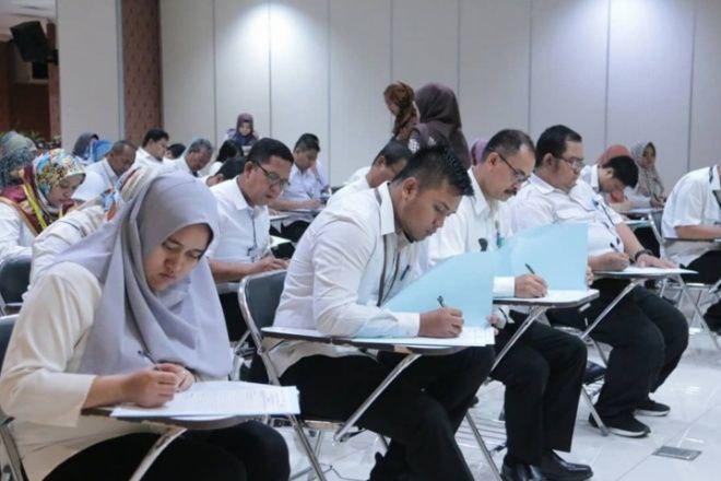 Digelar Mulai 2 September, Peserta Tes SKD CPNS 2021 Wajib Swab atau Rapid Tes Antigen