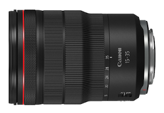 Canon RF15-35mm F2.8 L IS USM Lens