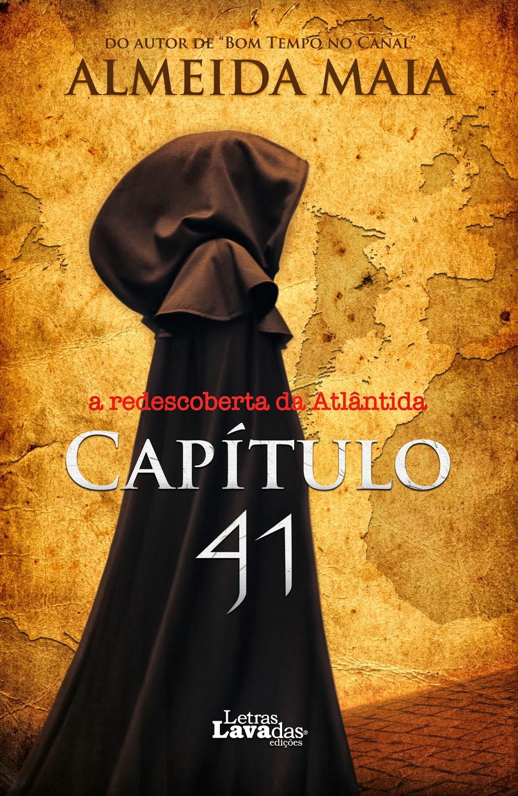Capítulo 41 - a redescoberta da Atlântida