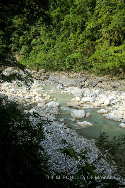 taroko river