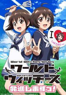 World Witches Hasshin Shimasu! Opening/Ending Mp3 [Complete]