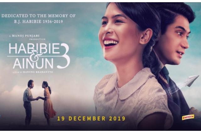 FILM - Habibie & Ainun 3 2020 Full HD