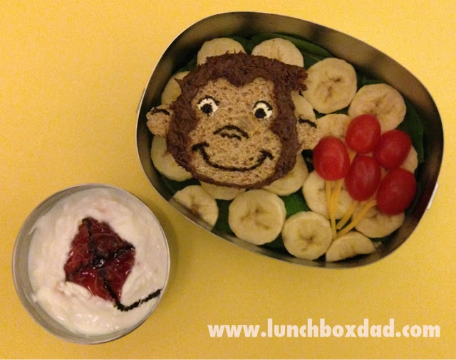 Monkey kids lunch