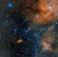 star-formation region Gum 19