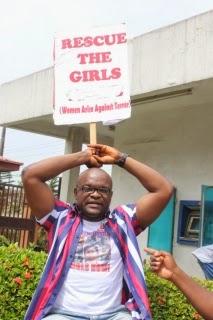 05 Femi Kuti, Jide Kosoko, Odumakin join women protesters in Lagos