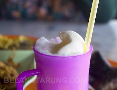 Coconut Shake Penarik