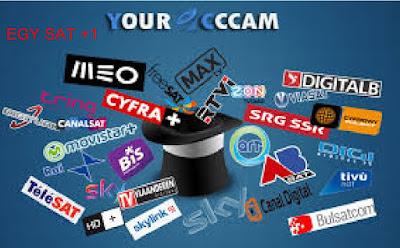Server CCcam On egy sat