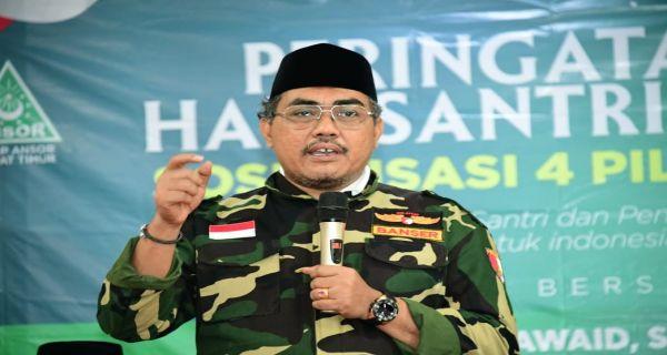 Gus Jazil Ramal Jokowi Reshuffle Kabinet pada Rabu Pon