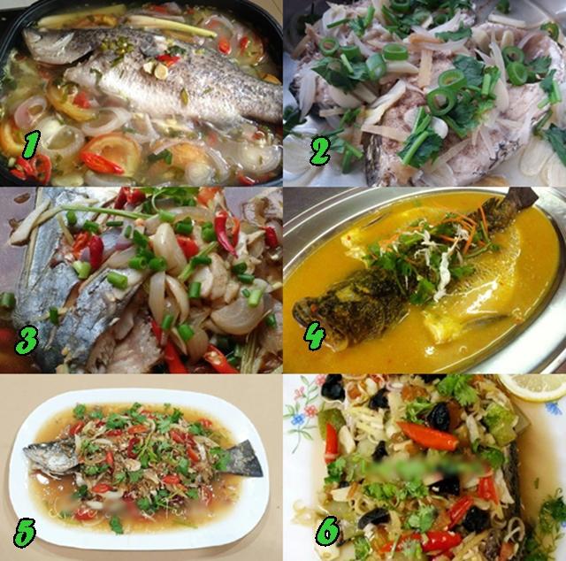 Resepi Ikan Stim @ Kukus Yang Mesti Di Cuba Buat Dan Rasa Dapat di FB...