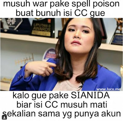 9 Meme Jessica Lucu yang Bertebaran di Jagad Maya