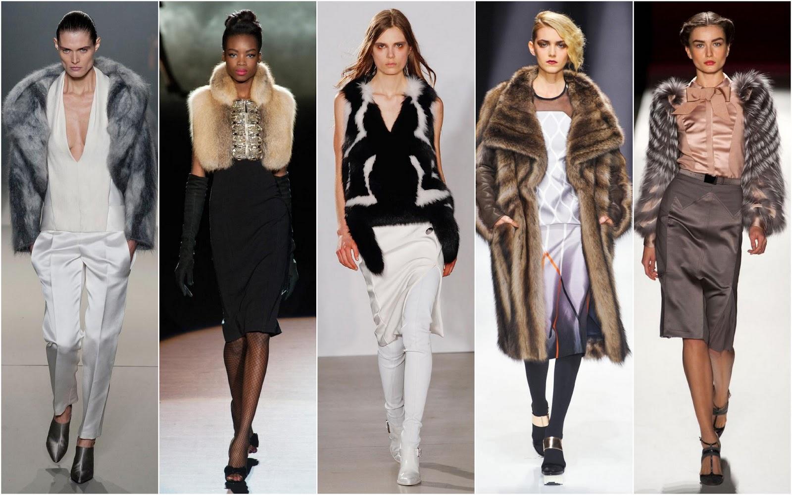Beautifully Fierce!: Paris Fashion Week: Fall/Winter 2014