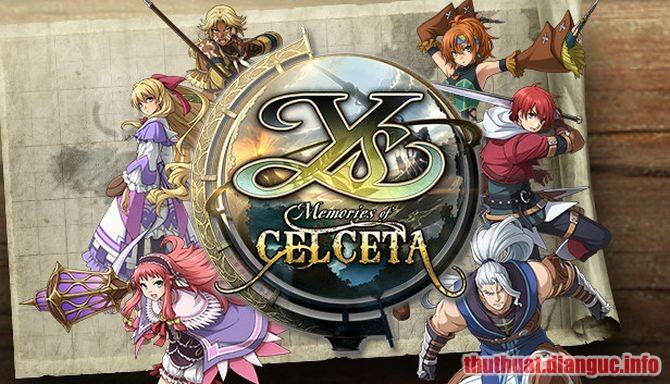 Download Game Ys: Memories of Celceta Full Crack