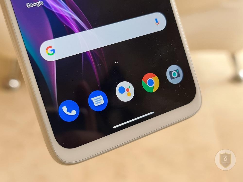 Review Motorola One Fusion+