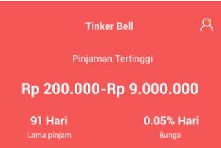 tinker bell apk pinjaman online