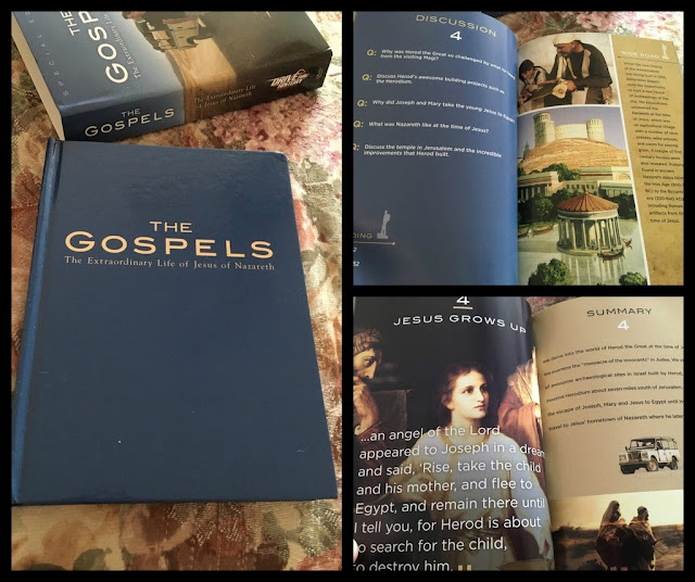 "Review of Drive Thru History® - ""The Gospels"""