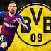 Dortmund close to Barcelona striker