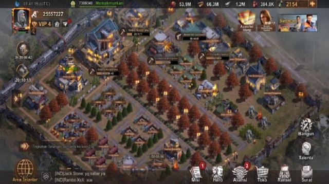 Cara Hack Game State of Survival