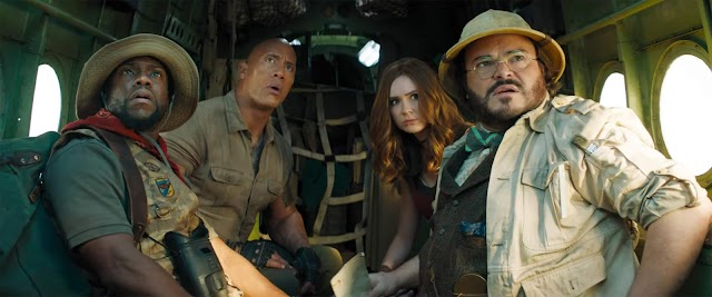 'Jumanji: Next level': Ruby Roundhouse, the character of Karen Gillan, will also have changes