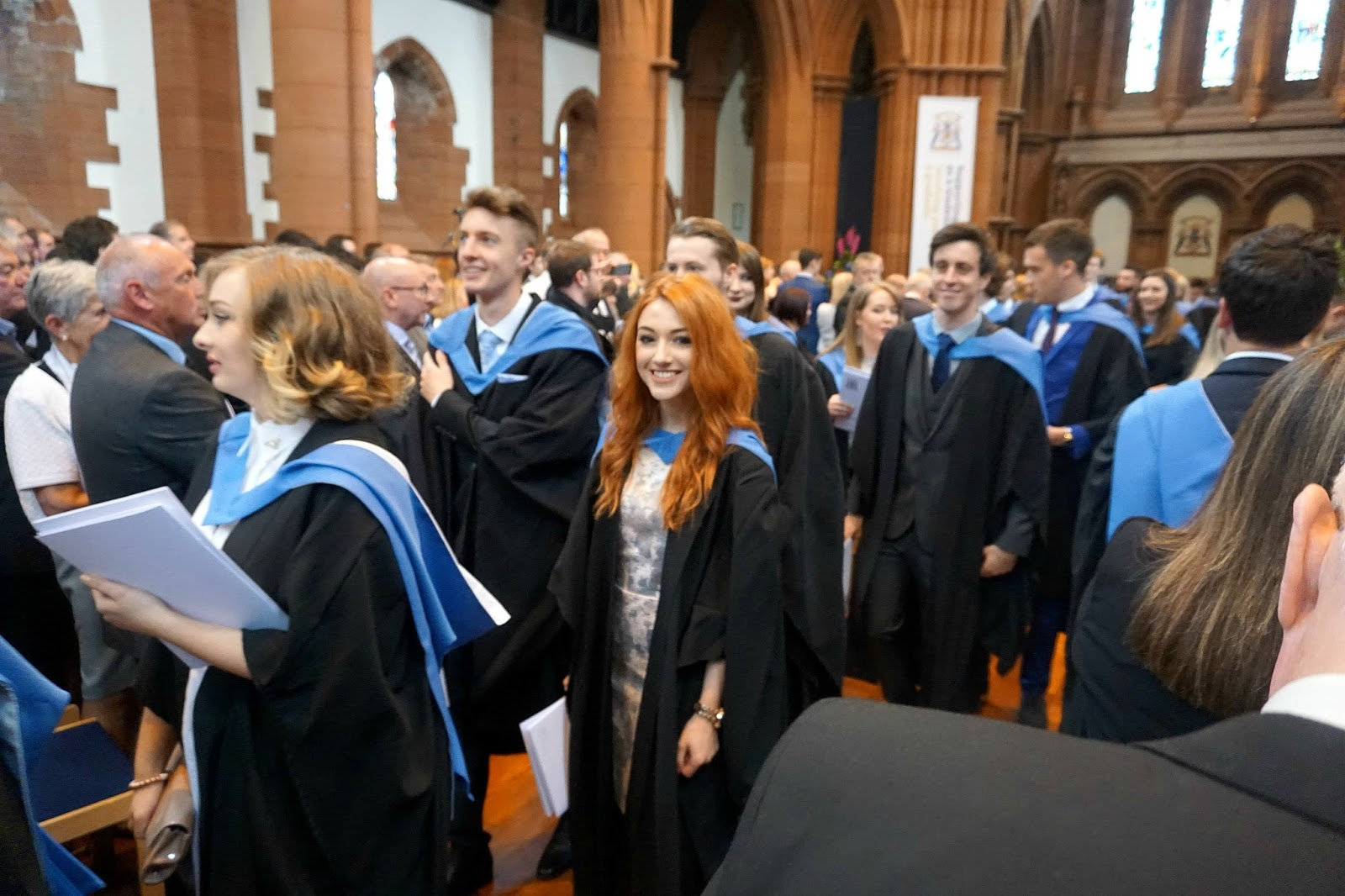Strathclyde University Graduation 2016