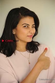 Kannada Tamil Actress Kavya Shetty Stills in Jeans at Silicon City Movie Press Meet  0002.jpg