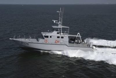 Nigerian Navy orders 4 patrol vessels