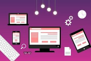 10 Kerangka Template Untuk Membangun Website