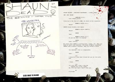 Shaun of the Dead: lo screenplay interattivo!