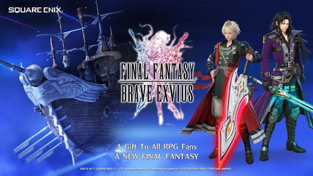 Ini Loh Deretan Daftar Game Final Fantasy Di Android - gameteros.com