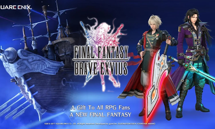 Ini Loh Deretan Daftar Game Final Fantasy Di Android