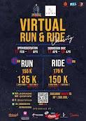 Spartan Sega – Charity Virtual Run & Ride • 2021