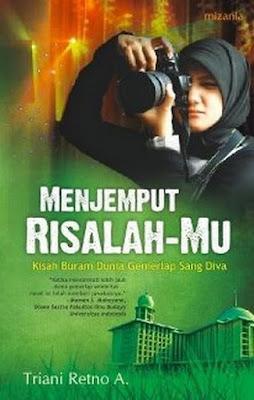 novel remaja islami menjemput risalah-Mu