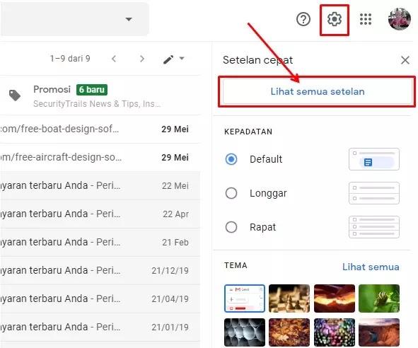 Cara Mengganti Nama Di Email Gmail Brankaspedia Blog Ulasan Teknologi