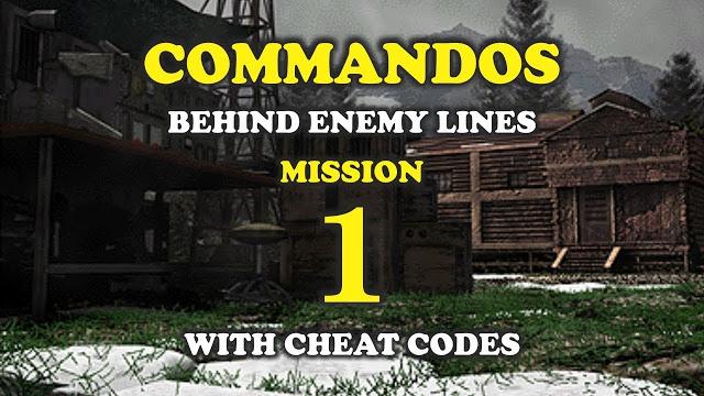 تحميل لعبة كوماندوز 2 كاملة مضغوطة