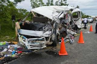 Resultado de imagen para Accidentes de tránsito en RD