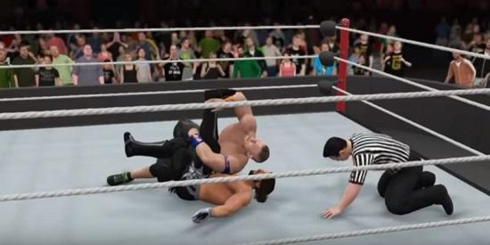 WWE 2K17 PC Game Download