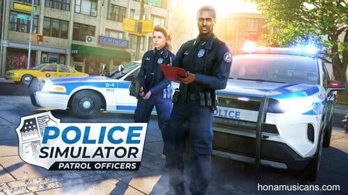 تحميل لعبة محاكي الشرطة Police Simulator Patrol Officers تحميل مجانا