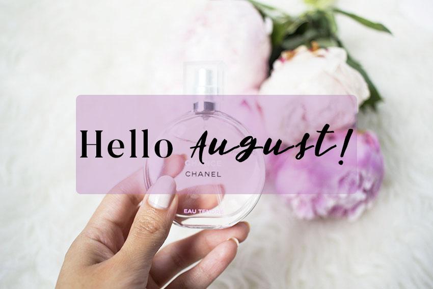 Hello August pink peonies flowers
