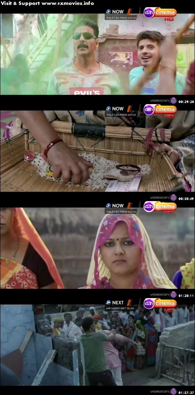 Toilet Ek Prem Katha 2017 Hindi 480p HDTV 400MB