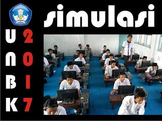 Jadwal dan Rencana Simulasi 2 UNBK 2017 Oleh Puspendik