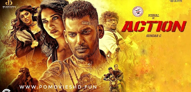 Action (2019) Hindi Dubbed True HD-RIP 480p & 720p GDrive Download   550MB & 900MB