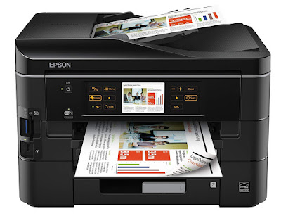 on damage per page compared to about competitive lasers too impress upward to  Epson Stylus Office BX935FWD Driver Downloads