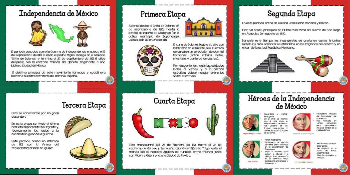 La Independencia de México, imagenes, día de la independencia méxico ...