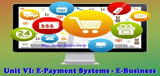E-Payment Systems - E-Business