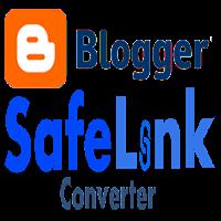Cara Membuat Safelink Converter Blogger