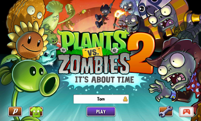 Review Game Android Plants vs Zombie 2