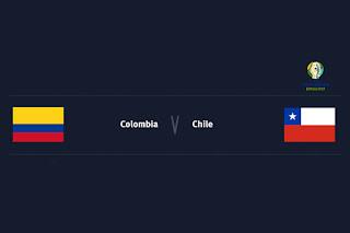 Match Preview Colombia v Chile Copa America 2019