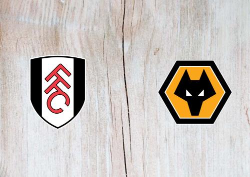 Fulham vs Wolverhampton Wanderers -Highlights 09 April 2021