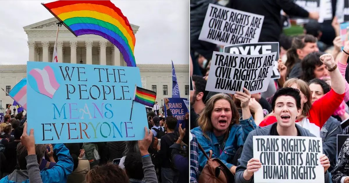 Historic Act In the United States Will Ban Discrimination Against LGBTQ People On Federal Grounds